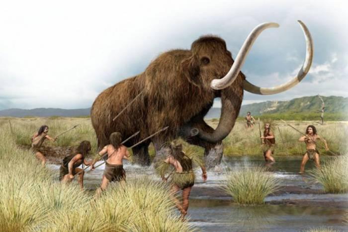 вымирание мамонтов