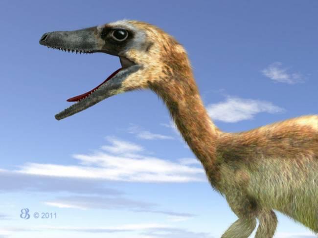 мозг динозавров