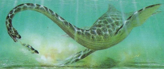 Эласмозавр