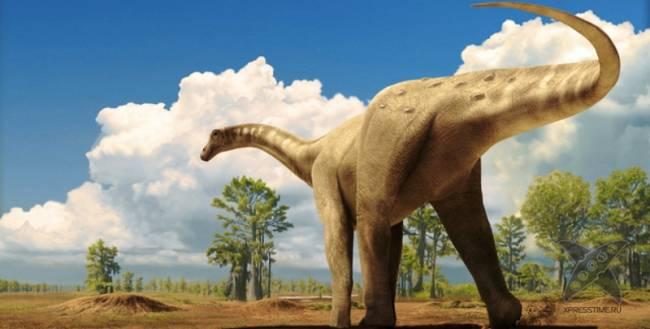 Титанозавр фото