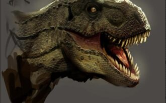 эволюция тираннозавров