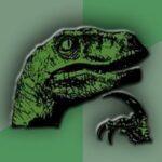 Динозавровый философ Леонард Финкельман
