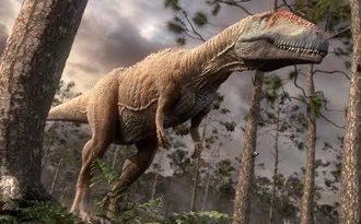 """Документальный фильм """"Начало времён"""" про динозавров"""