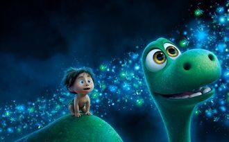 Мультфильм хороший динозавр