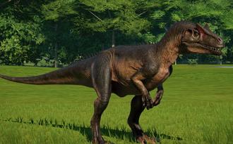 Аллозавр (Allosaurus)