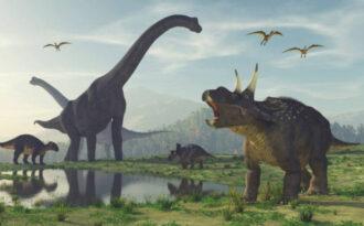 динозавры-вегетарианцы
