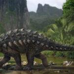 Панцирные динозавры фото
