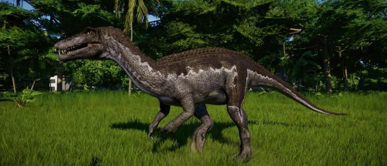 Барионикс динозавр