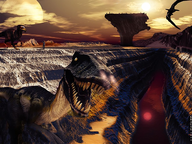 факты о динозаврах фото