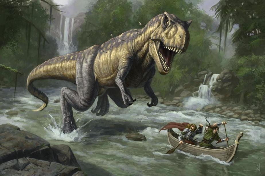 Интересные факты о динозаврах