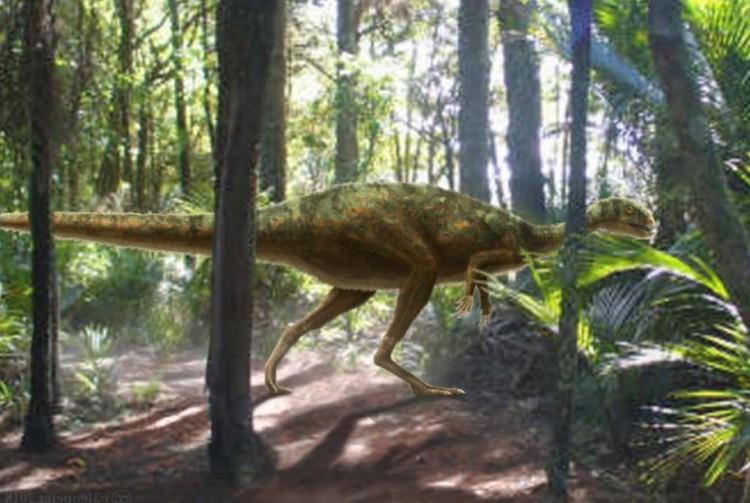 Дриозавр фото