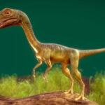 Прокомпсогнат(Procompsognathus)