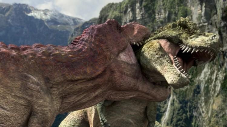Тарбозавр динозавр