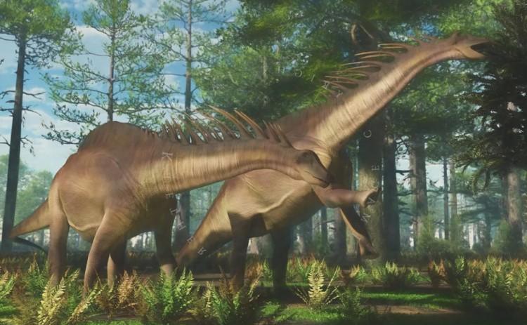 Амаргазавр(Amargasaurus)