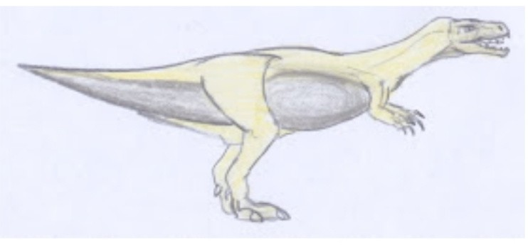 Доликозух(Dolichosuchus)
