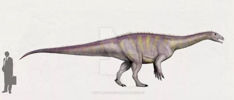 Эукнемезавр(Eucnemesaurus)
