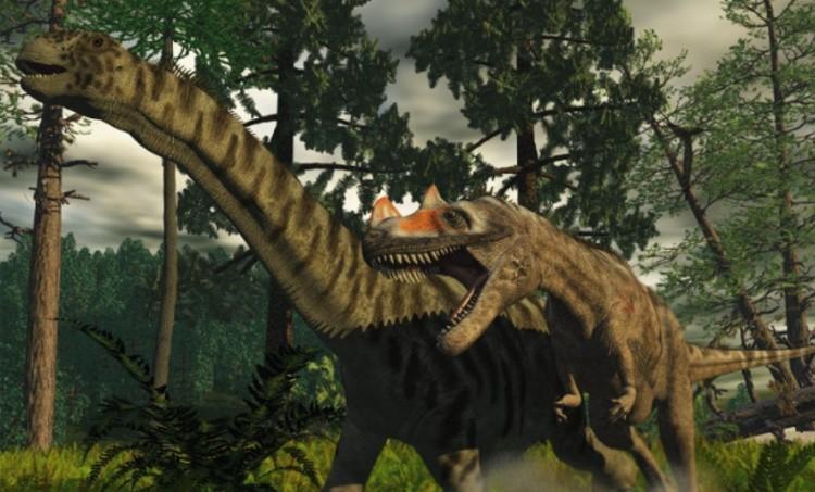 камаразавры модель