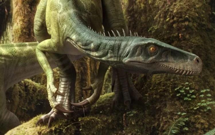 Герреразавр динозавр