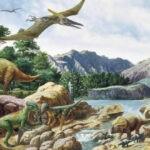 Ящеротазовые динозавры фото
