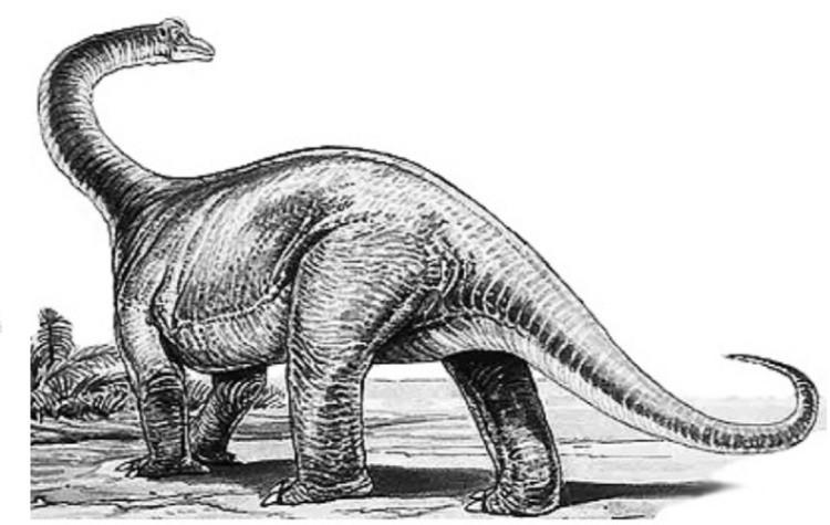 Египтозавр картинка