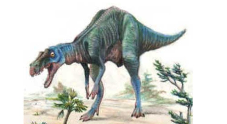 Херреразавр динозавр
