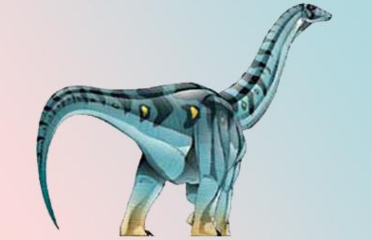 Джайнозавр фото