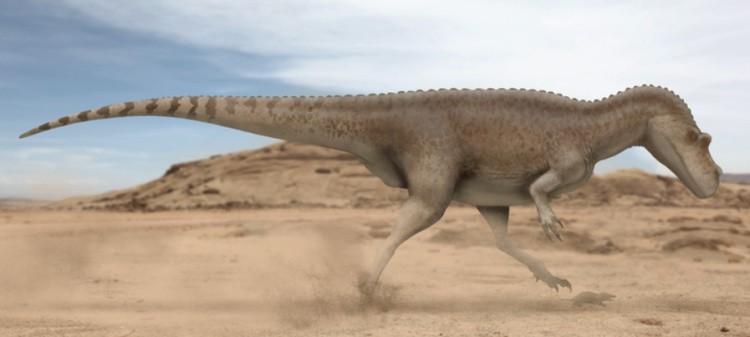 Гениодект динозавр